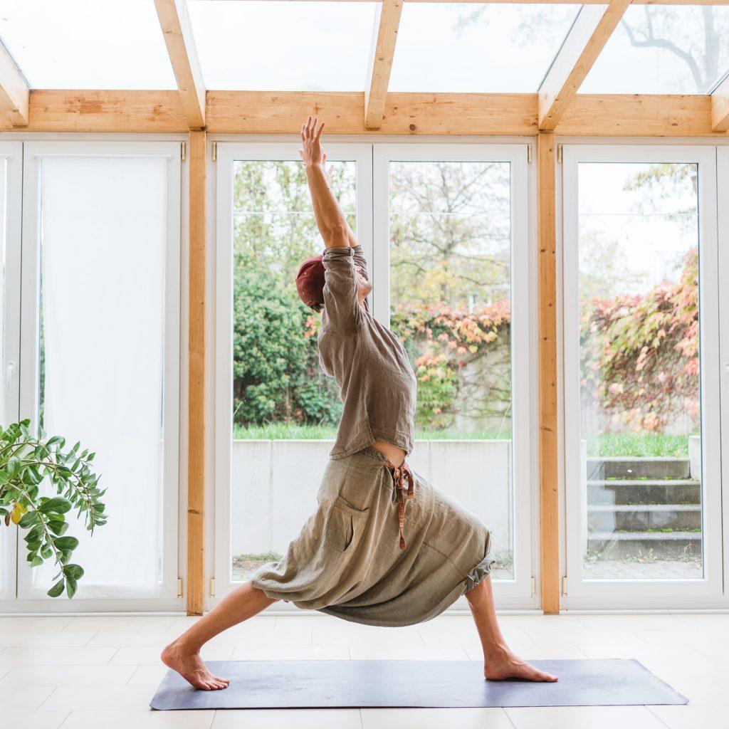Magic Spirals - Workshopreihe mit Oli Sweet Karma Yoga Trier