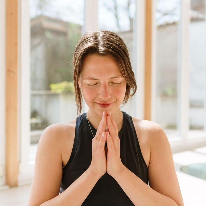 Yoga & Krebs - Onlinekurs mit Sara